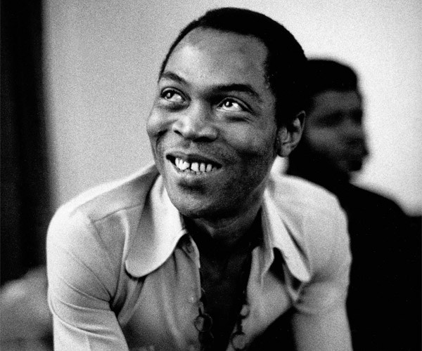 Tribute to Fela Kuti