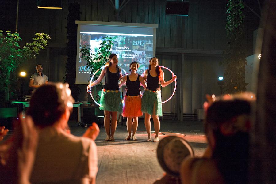 Hoops Dance Show
