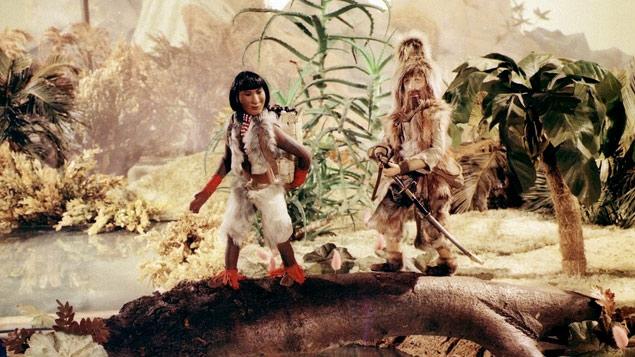 Dobrodružství Robinsona Crusoe, námořníka z Yorku