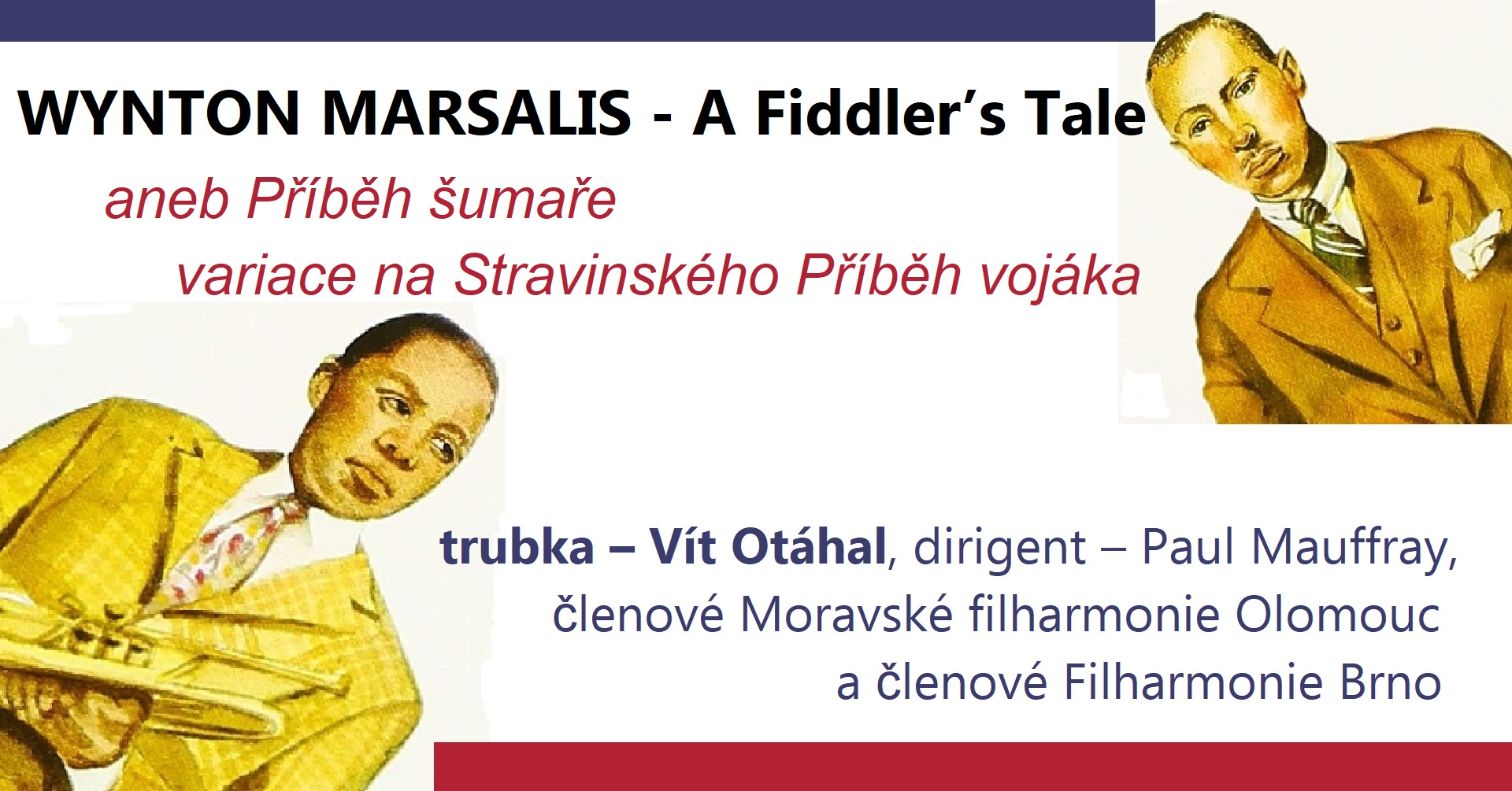 Marsalisovy variace na Stravinského Příběh vojáka